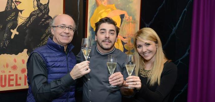 Master Class: Jordi Roca, Meritxell Falgueras y Javier de las Muelas