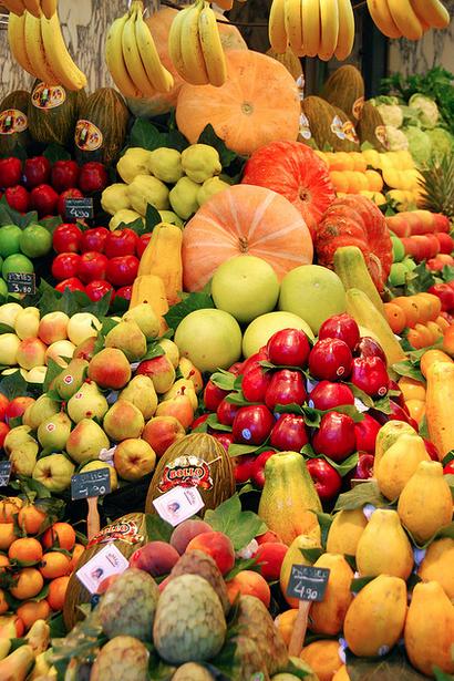 La Boquería (fuente: Flickr*)