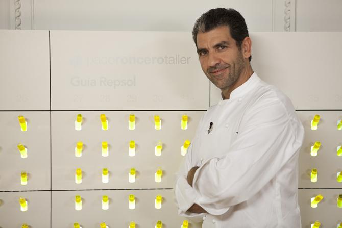 Paco Roncero embajador del Córdoba Califato Gourmet