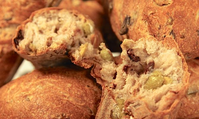 Pan de aceitunas y nueces El pan del s.XXI Xevi Ramon Creative Signatures
