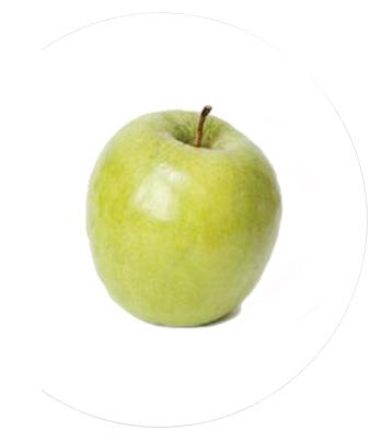 Tipos de manzanas - manzana Granny smith