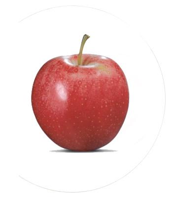 Tipos de manzanas - Manzana gala o royal gala