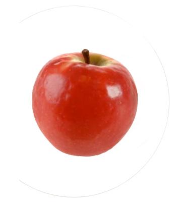 Tipos de manzanas - manzana red delicious