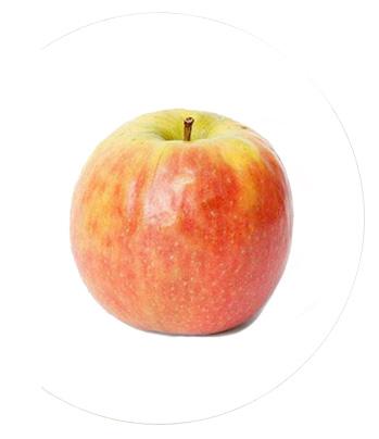 Tipos de manzanas - manzana pink lady