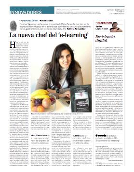 Creative Signatures Maria Parareda elmundo.es