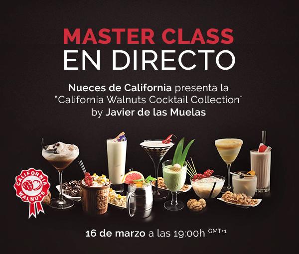 Master Class Javier de las Muelas