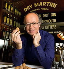 Javier de las Muelas cocktails