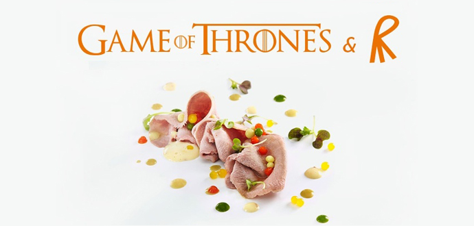 Celler Can Roca Girona Juego de Tronos Game of Thrones Rocambolesc