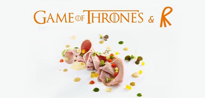 Celler Can Roca Girona Juego de Tronos Game of Thrones Rocambolesc