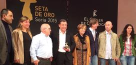 Joan Roca Seta de Oro