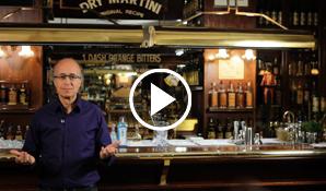 Javier de las Muelas cocktail experience