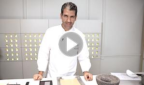 Paco Roncero Tapas en la alta cocina