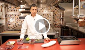 Ramon Freixa cocina en miniatura rebajas tapas