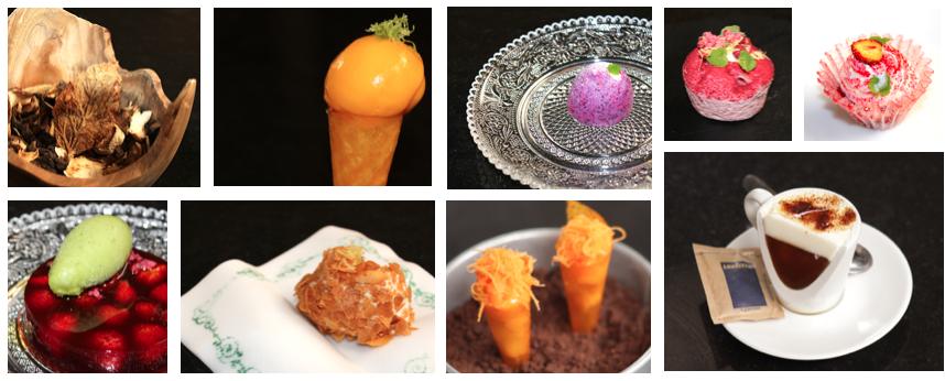 Texturas creativas dulces y saladas por david gil for Tecnicas de alta cocina
