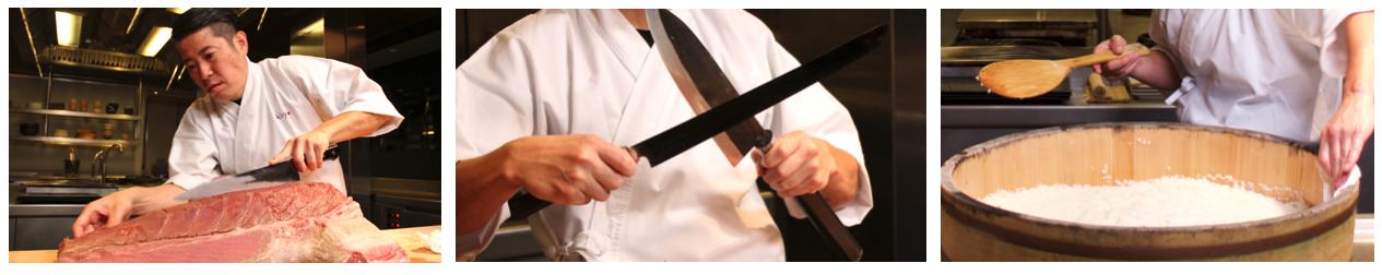 Hideki-Cocina-japonesa-sushi-shunka-koy-sashimi-curso-online-arroz-sushi-wasabi