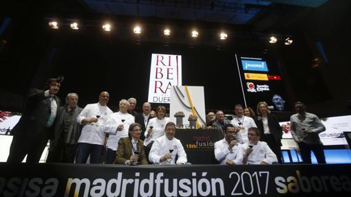 madrid fusion 2017