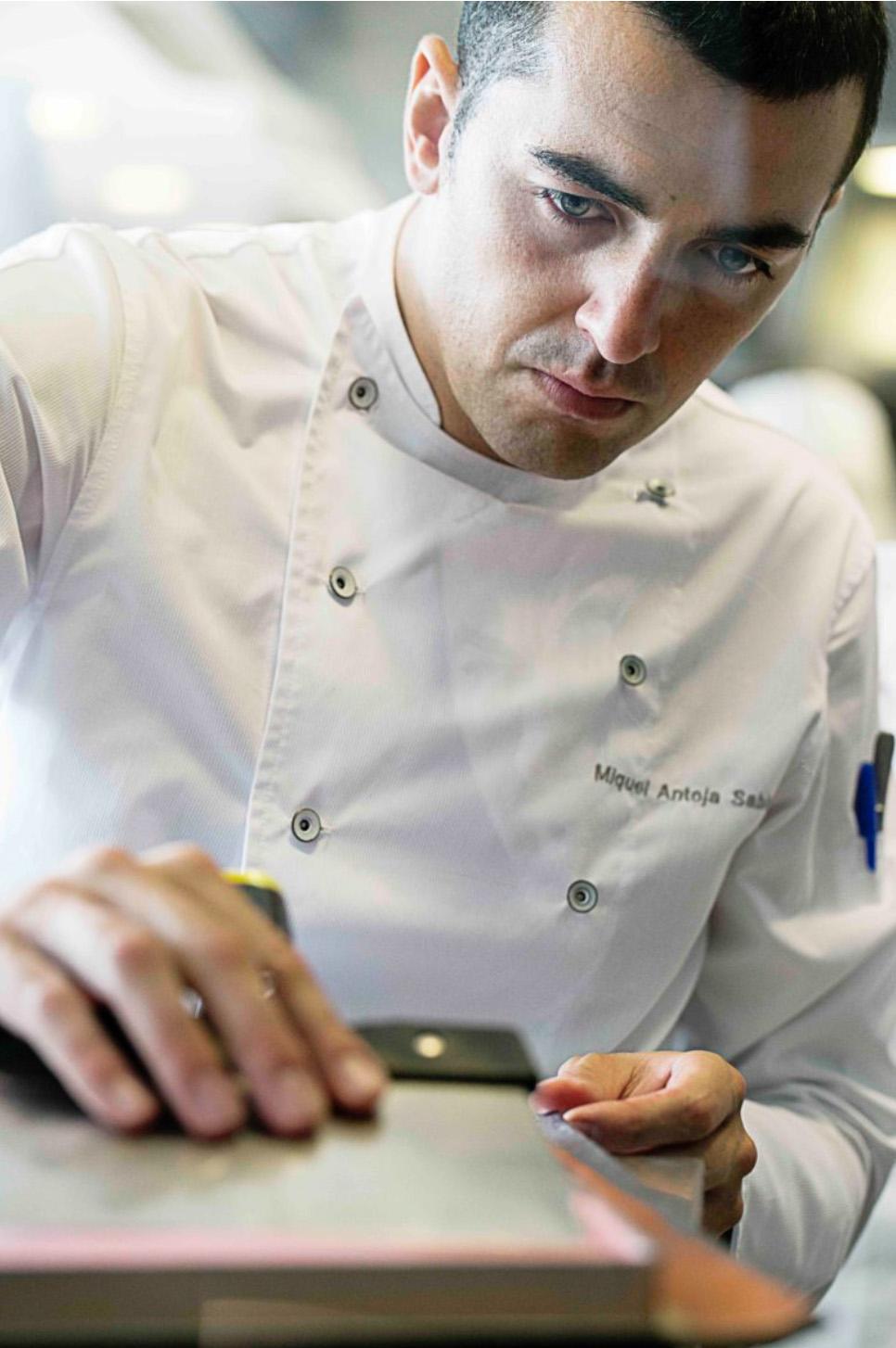 Miquel Antoja, cocina, cookies, recetas, gourmet, cursos, online