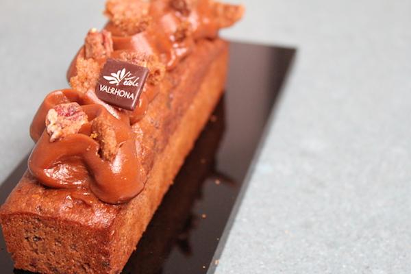 Pastel Chocolate Valhrona