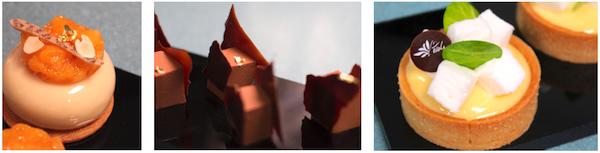 Recetas chocolate Valrhona Sandra Ornelas