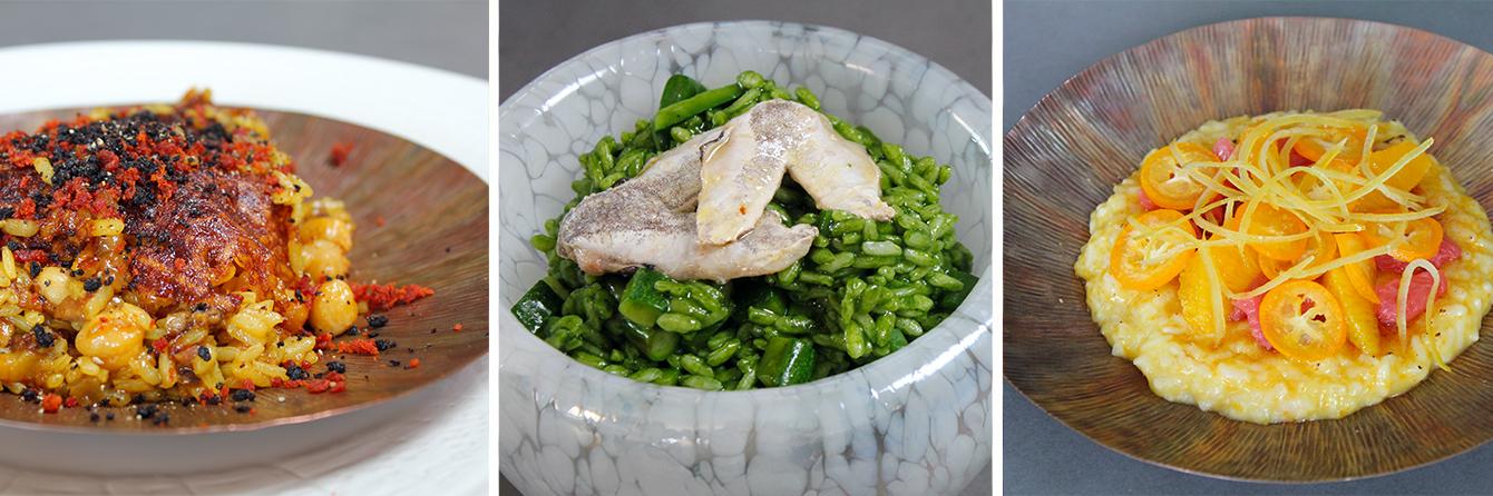 Curso de cocina online Arroces
