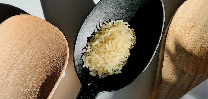 arroz almidon amilasa amilopectina