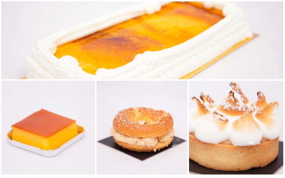 receta tocinillo de cielo san marcos sacher sable limon daniel alvarez tradicionales pasteles tartas pasteleria paris petisu