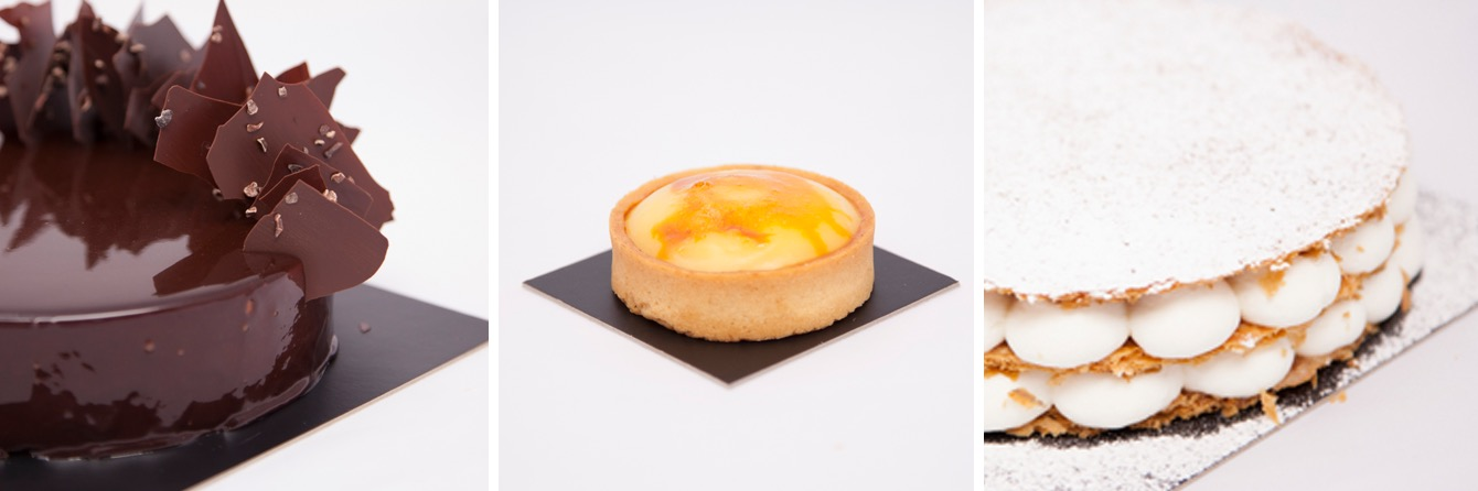 receta tocinillo de cielo san marcos sacher sable limon daniel alvarez tradicionales pasteles tartas pasteleria