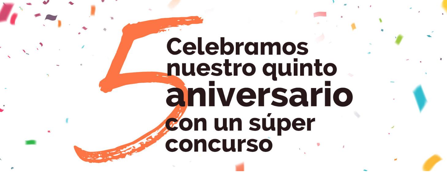 5 aniversario Creative Signatures Bases Legales