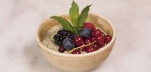 Chia Pudding Creative Sigantures curso cocina con verduraas